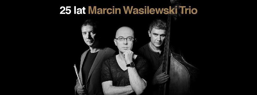 25 lat Marcin Wasilewski Trio - Trasa Jubileuszowa - koncert
