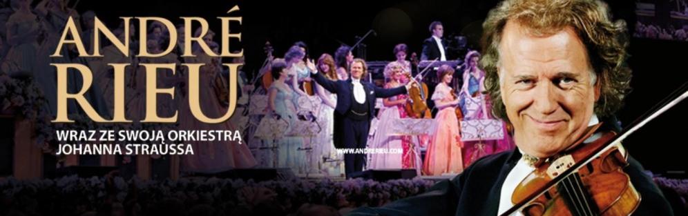 André Rieu - and his Johann Strauss Orchestra - World Tour 2019