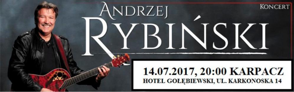 Andrzej Rybiński w Karpaczu!