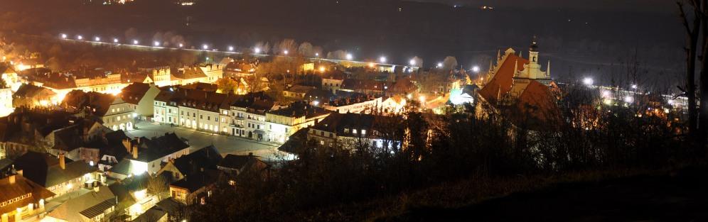 Atrakcyjny Kazimierz Dolny