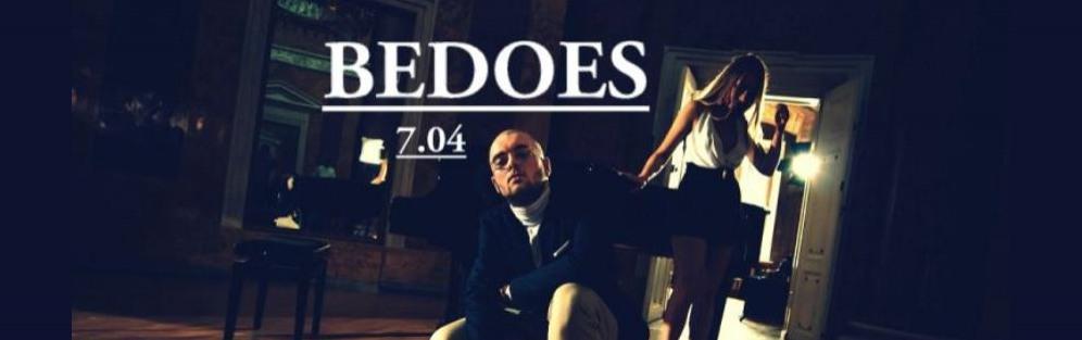 Bedoes - koncert