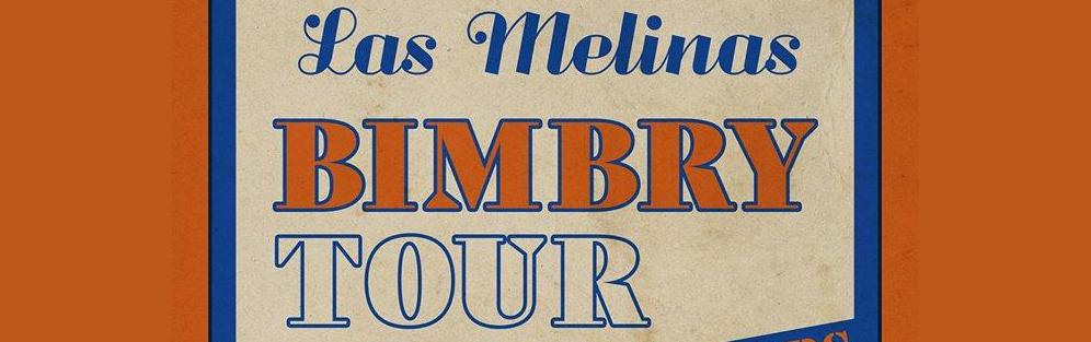 Bimbry Tour! Las Melinas i 3City Stompers w Gdańsku - koncert