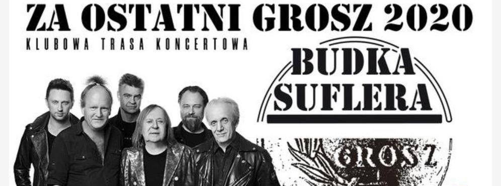 "Budka Suflera ""Za ostatni grosz"" - koncert"
