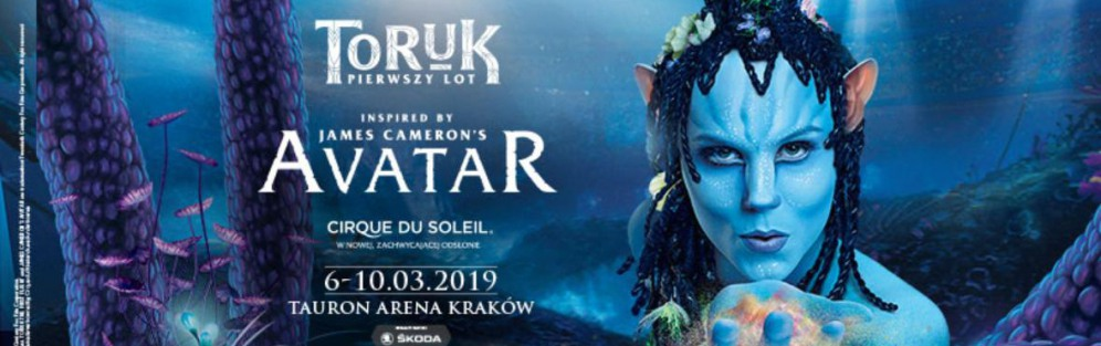 Cirque du Soleil: TORUK – Pierwszy lot