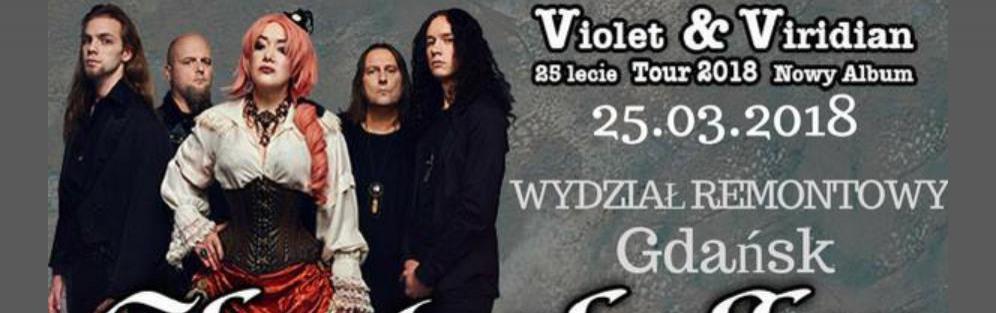 Closterkeller / Violet & Viridian Tour 2018