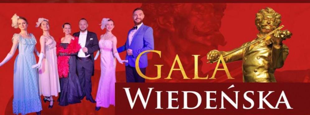 Czwartek z Operetką: Gala Wiedeńska - koncert