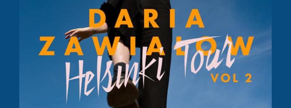 Daria Zawiałow Helsinki Tour vol2 - koncert