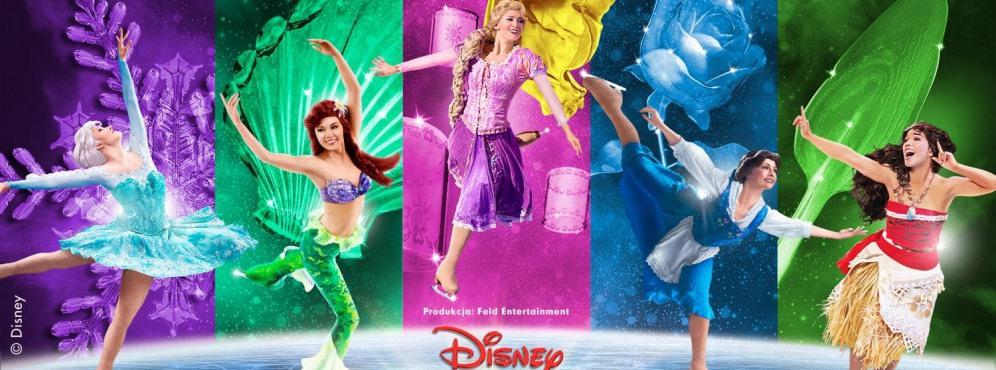 Disney On Ice – Moc Jest w Tobie!