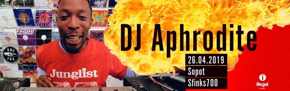 DJ Aphrodite w Sopocie - koncert