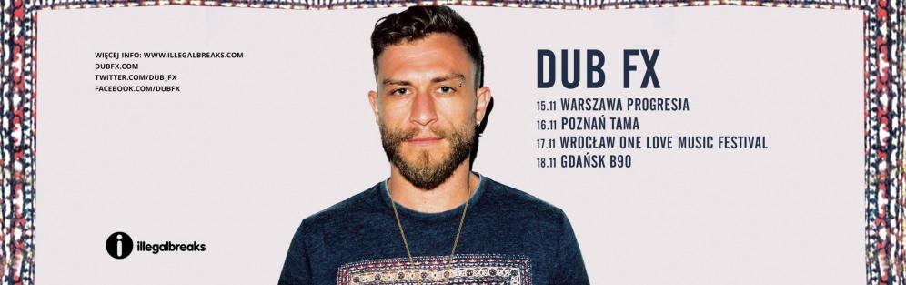 Dub FX - koncert