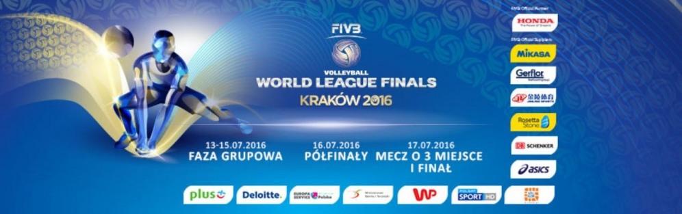 Dzień czwarty finału Ligi Światowej w Siatkówce Kraków 2016