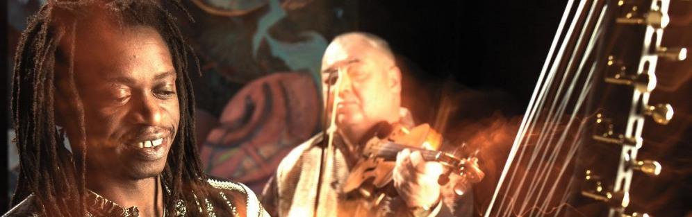 """Ethno Jazz Festival: STANISŁAW SOYKA & BUBA KUYATEH """"Action Direct Tales"""""""