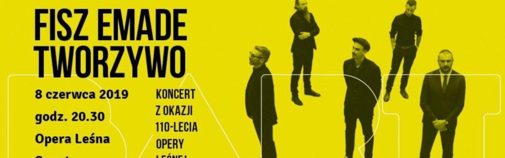 Fisz Emade Tworzywo - koncert