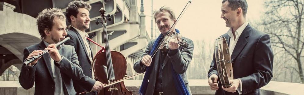 Folkowo Bemowo: Janusz Prusinowski Kompania - koncert