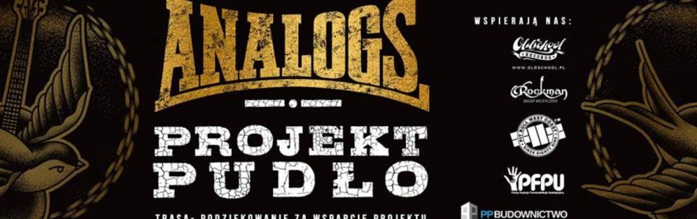 Gdańsk: The Analogs-Projekt Pudło - koncert