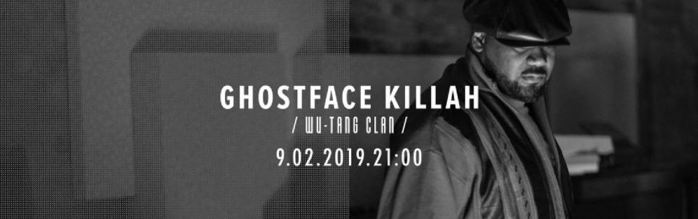 Ghostface Killah Koncert w GTS
