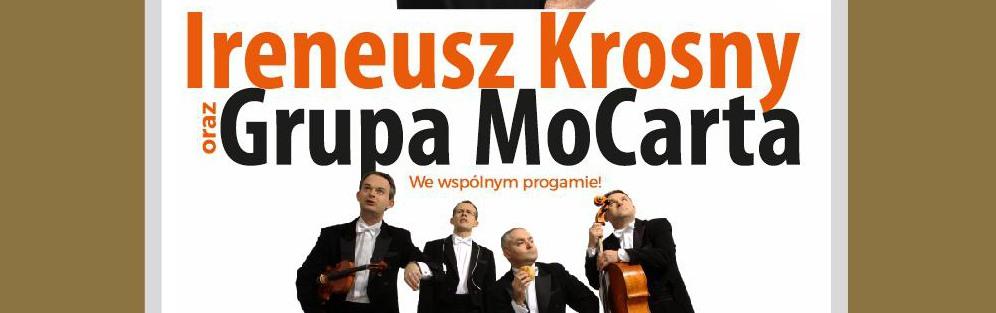 Grupa MoCarta oraz Ireneusz Krosny