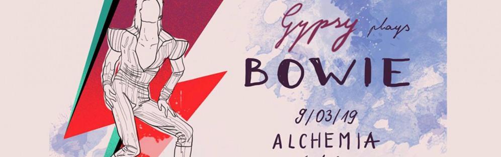 Gypsy Plays Bowie - koncert