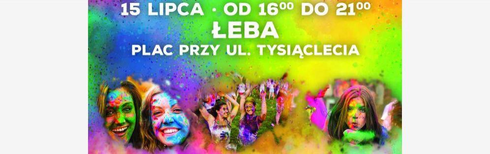 Holi Festival Poland- Łeba