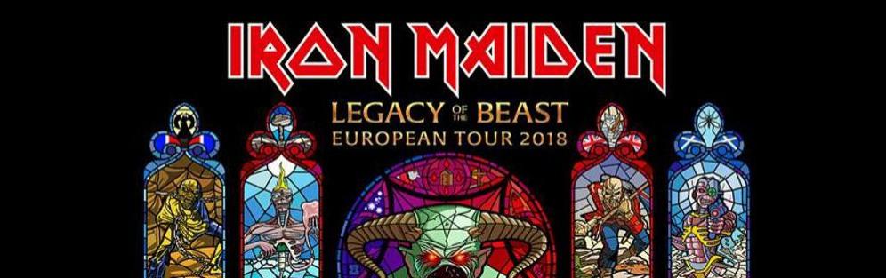 Iron Maiden (drugi koncert) / Legacy Of The Beast World Tour