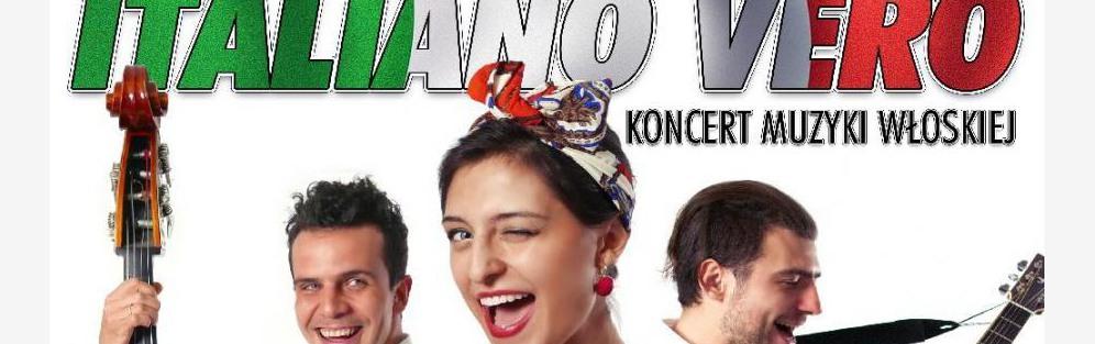 Italiano Vero - koncert