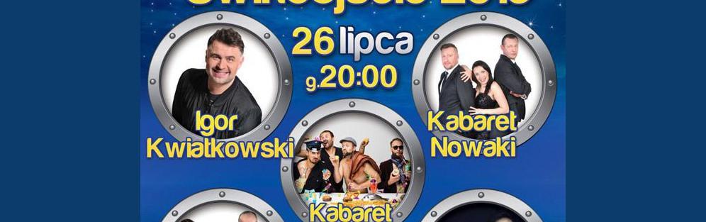 IV Bałtycka Noc Kabaretowa w Świnoujściu
