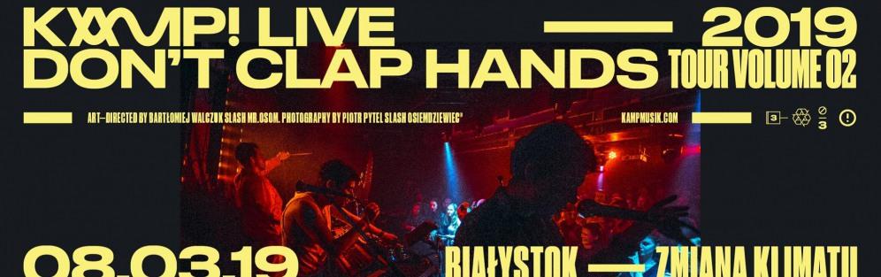 KAMP! Live Wrocław - koncert