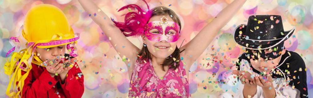 Karnawałowe bale dla dzieci