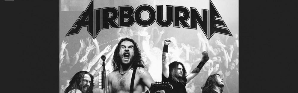 Koncert: Airbourne