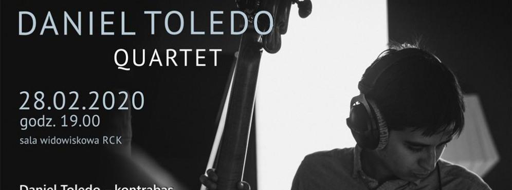 Koncert Daniel Toledo Quartet