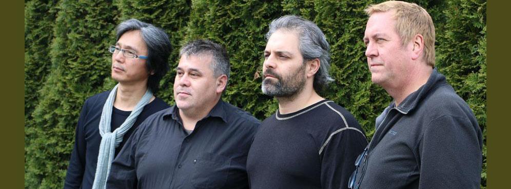 Koncert Gordon Grdina Quartet
