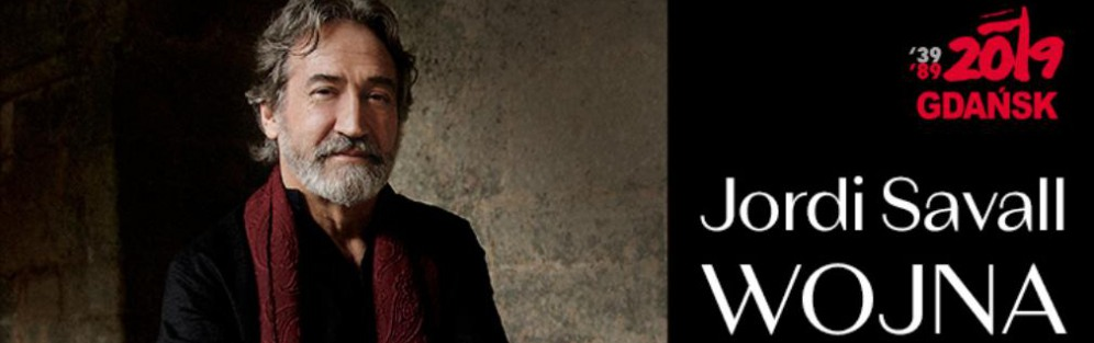 "Koncert Jordiego Savalla ""Wojny i Pokoju"""