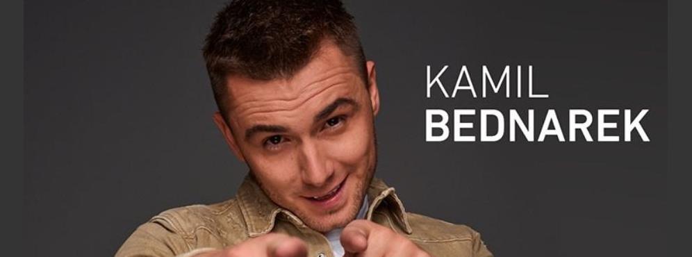 Koncert Kamila Bednarka