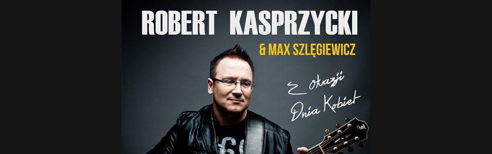 Koncert Robert Kasprzycki