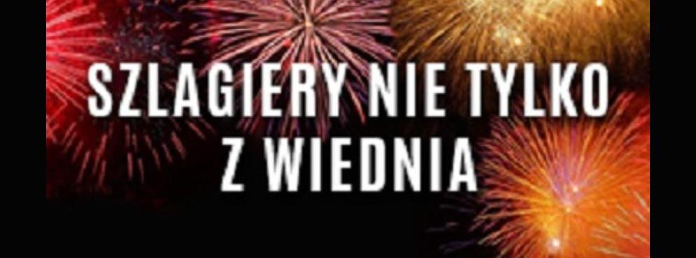 """Koncert Sylwestrowy """"Szlagiery nie tylko z Wiednia"""""""