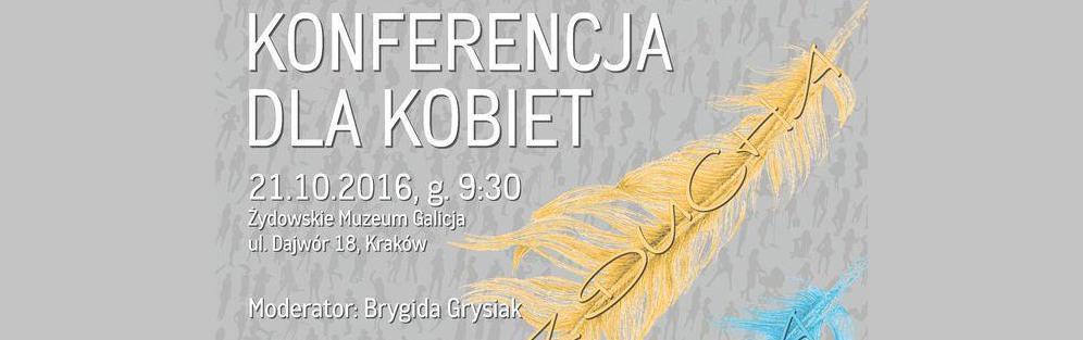 Konferencja dla kobiet. Z ducha, z ciała, z piękna