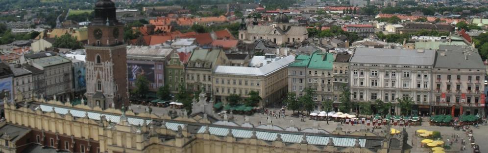 Kraków mniej znany