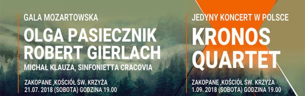 Kronos Quartet - koncert