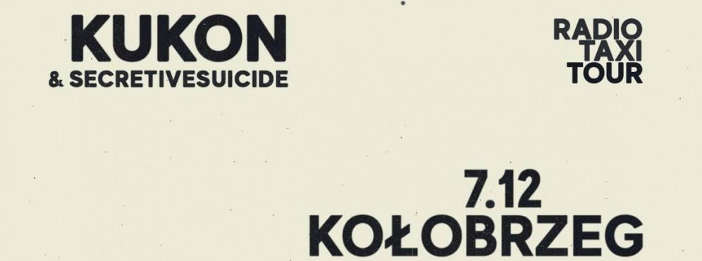 Kukon w Kołobrzegu - Radio Taxi Tour
