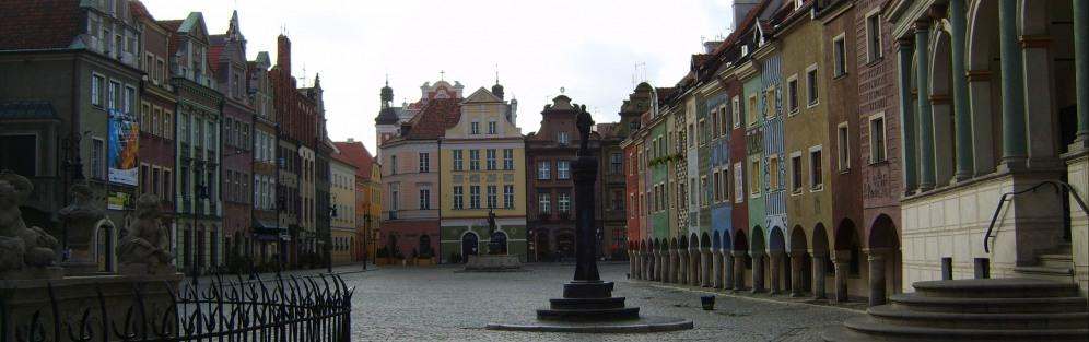 Lotniska i forty Poznania