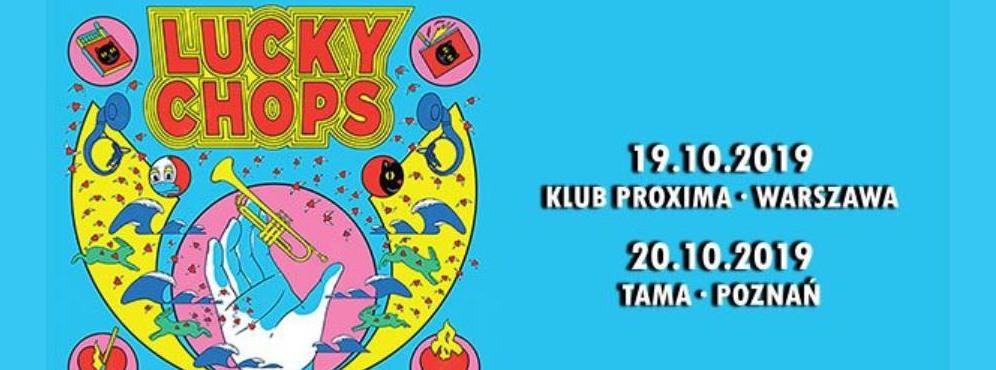Lucky Chops- koncert