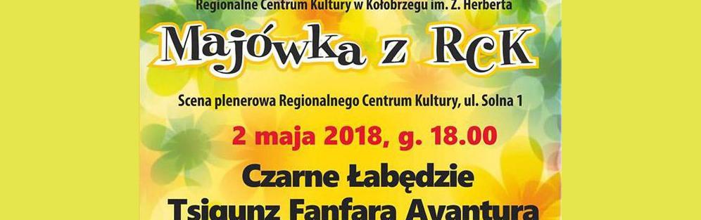 Majówka z RCK - koncert
