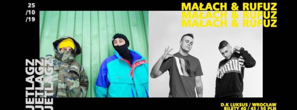 Małach & Rufuz / MetRyka - koncert