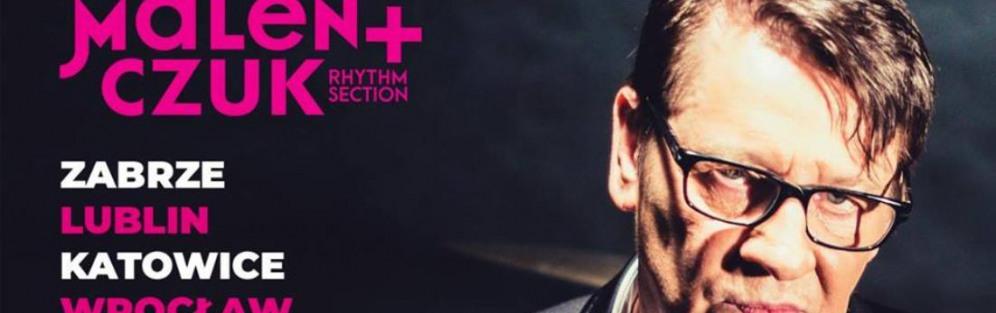 Maleńczuk+ Rhythm Section - koncert