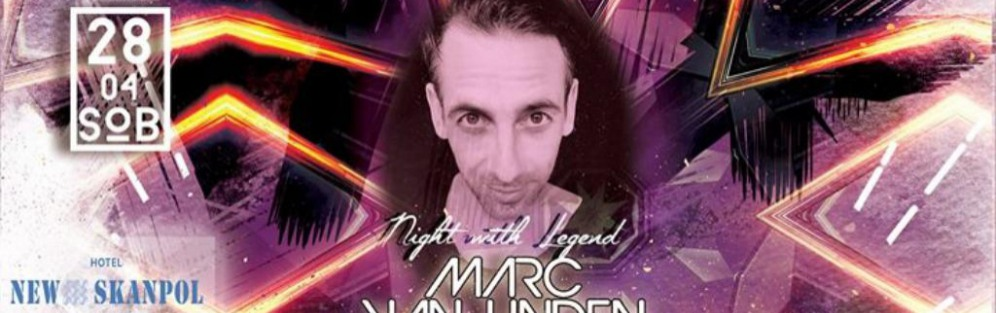 Marc Van Linden - Night with Legend