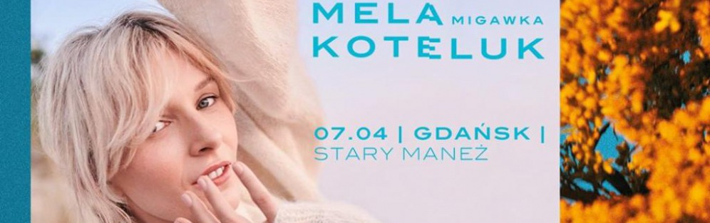 Mela Koteluk - Migawka '19 - koncert