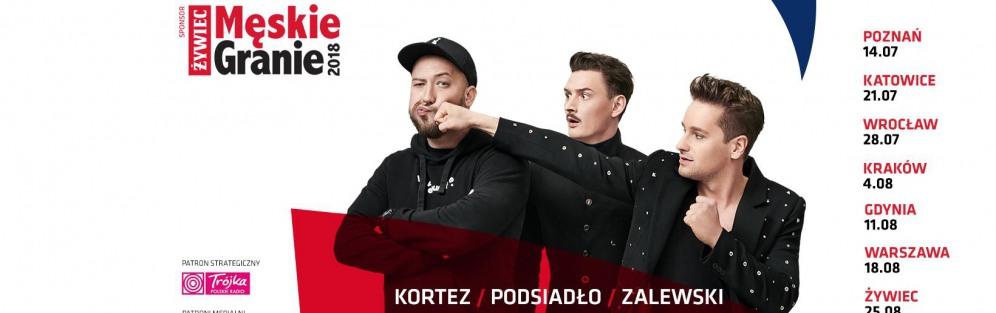 Męskie Granie 2018 w Krakowie