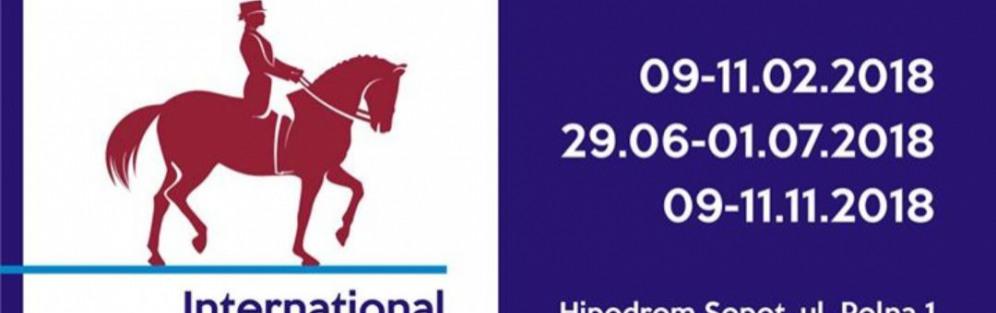 Międzynarodowe Zawody w Ujeżdżeniu CDI 3