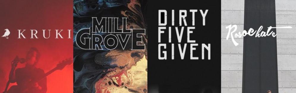 Mill Grove x Dirty Five Given x Kruki x Rosochate