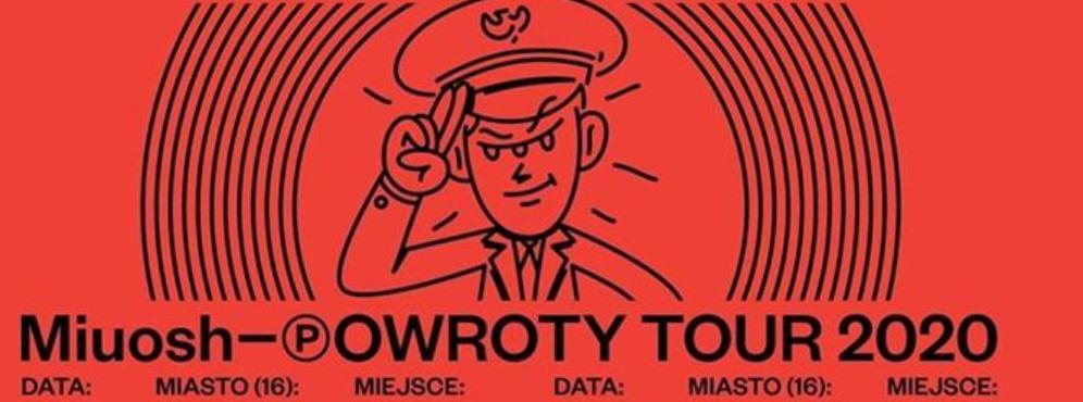 Miuosh x FDG. Orkiestra - Powroty Tour - koncert